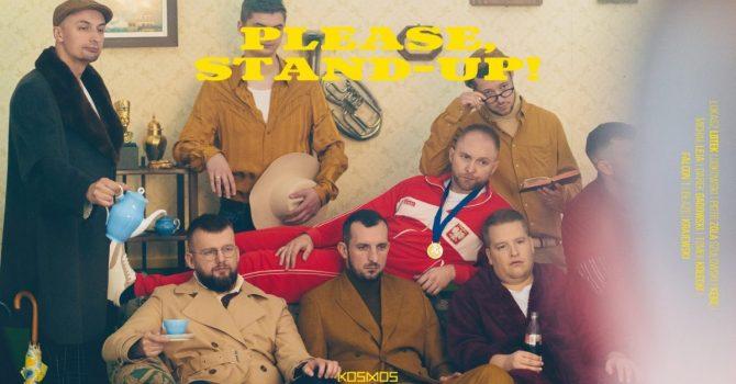 Please, stand-up! Najlepsi komicy ruszają w trasę po Polsce!