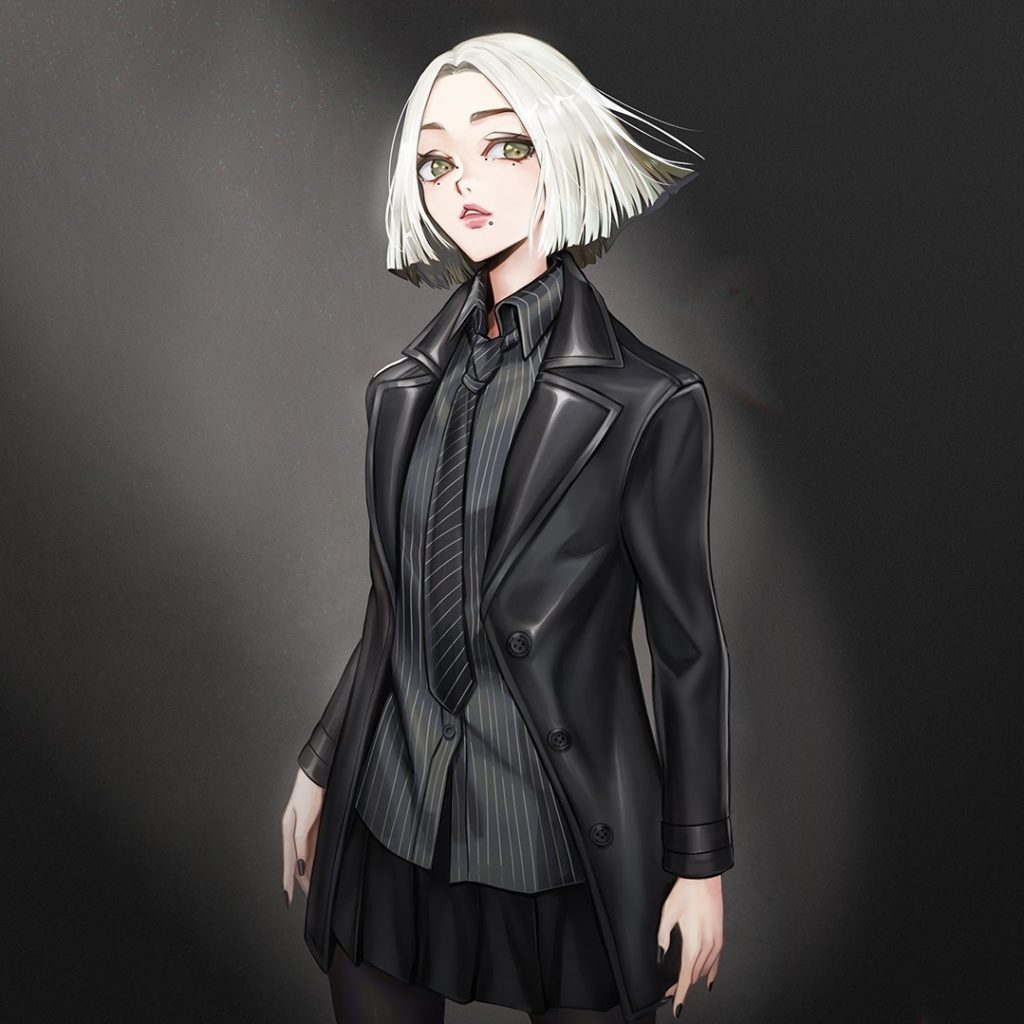 Daria Zawiałow Kaonashi