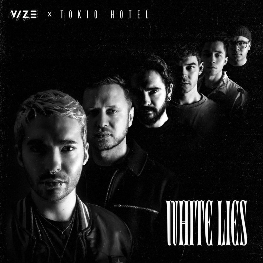 Tokio Hotel VIZE White lies