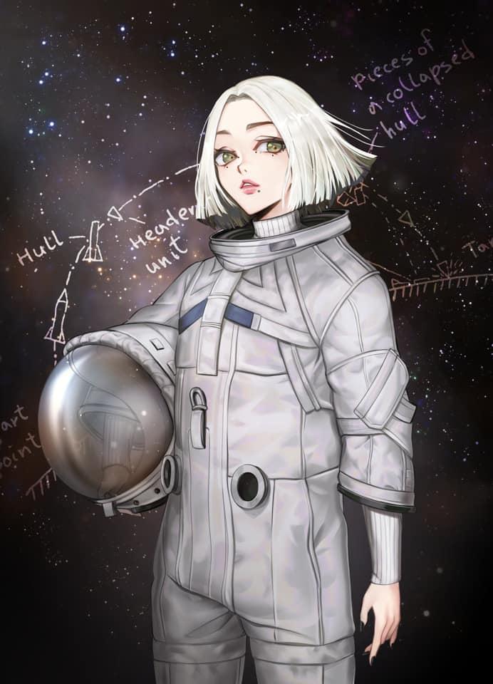 Daria Zawiałow - Kaonashi