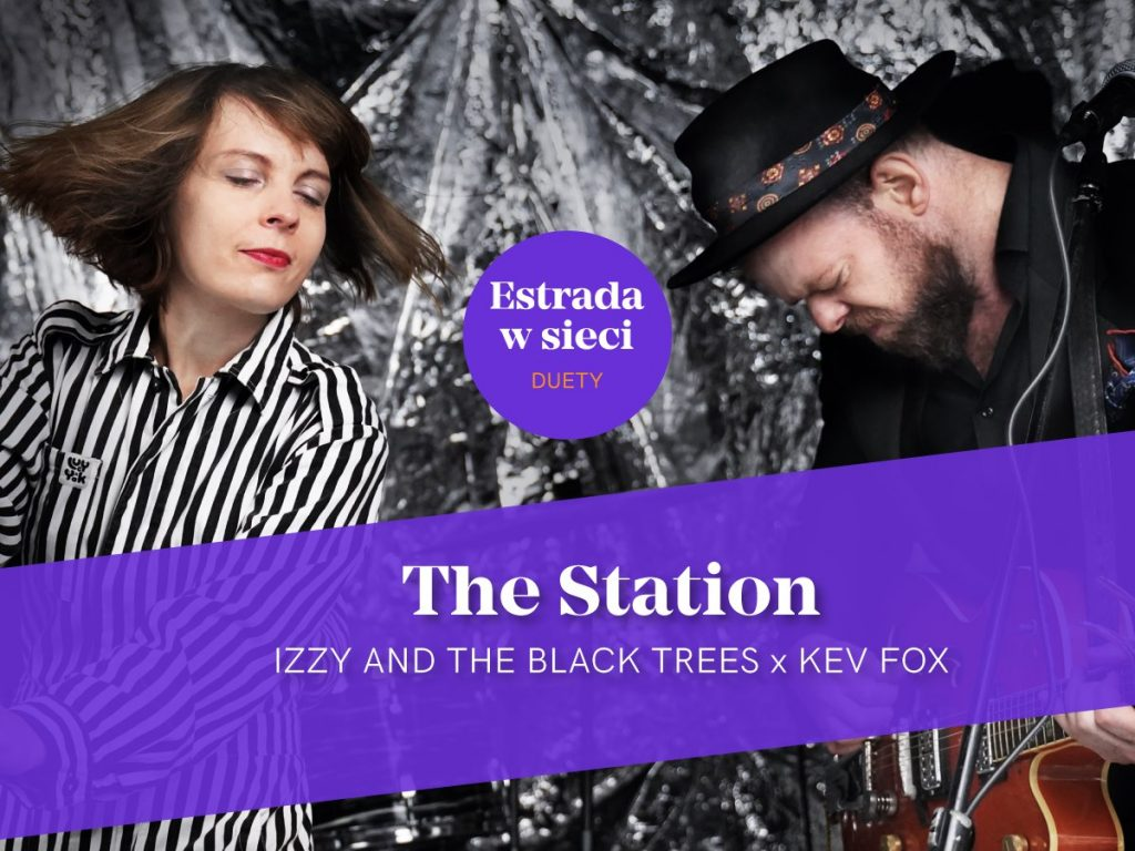 Izzy and The Black Trees KevFox