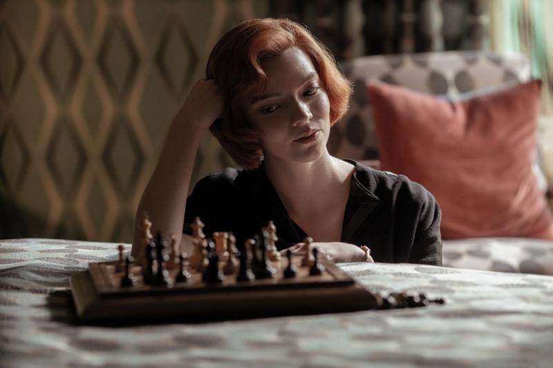 Zagraj w szachy z Beth Harmon z Gambitu Królowej