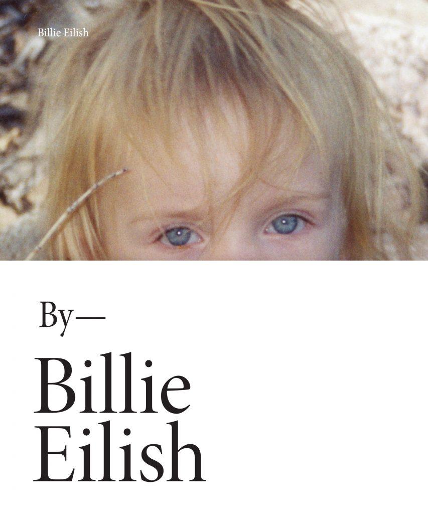 Billie Eilish album ze zdjęciami