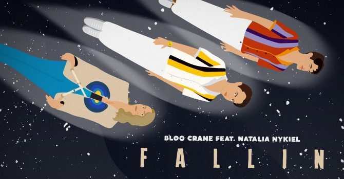 """Bloo Crane i Natalia Nykiel w elektryzującym duecie """"Fallin"""""""