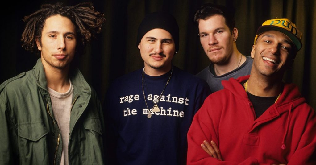 Rage Against The Machine Killing In Thy Name