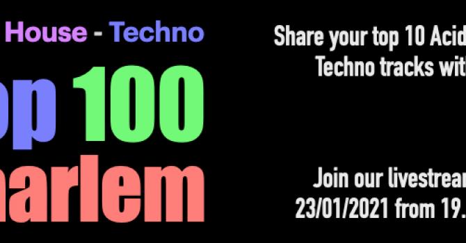 Haarlem Techno top100