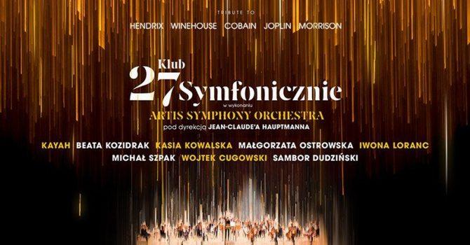 Klub 27 Symfonicznie - Katowice, Spodek