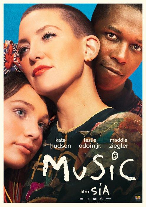 Sia Music film