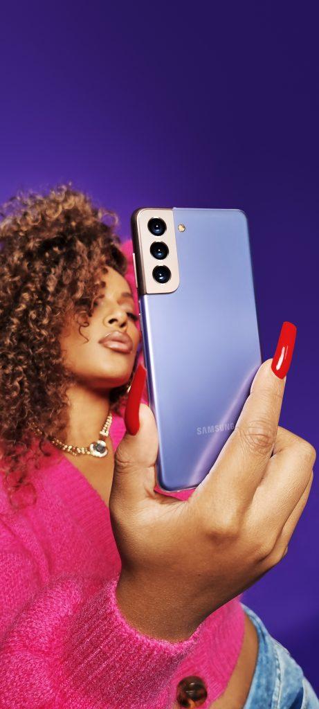 Rankin Stefflon Don Samsung Galaxy S21 Ultra 5G