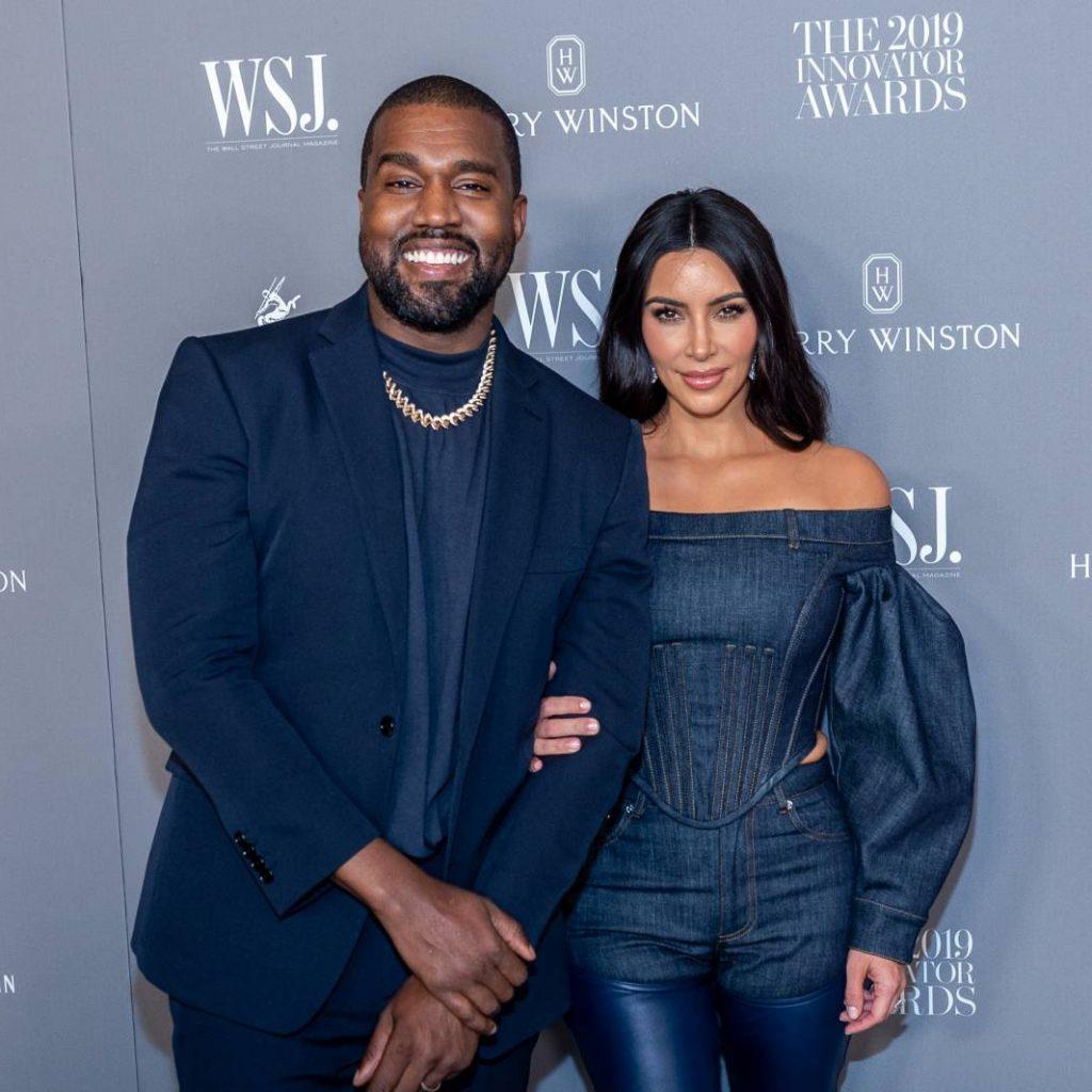 Kaney West i Kim Kardashian