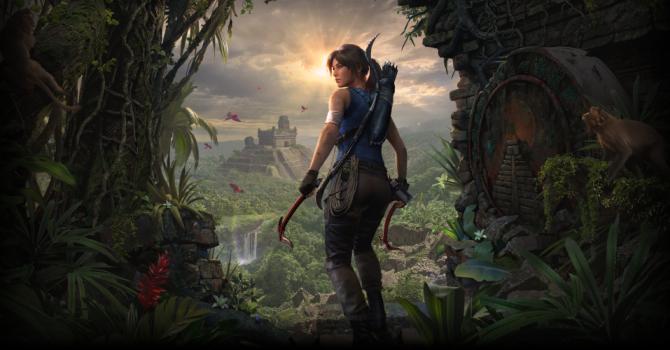 "Netflix zapowiada serial anime ""Tomb Raider"""