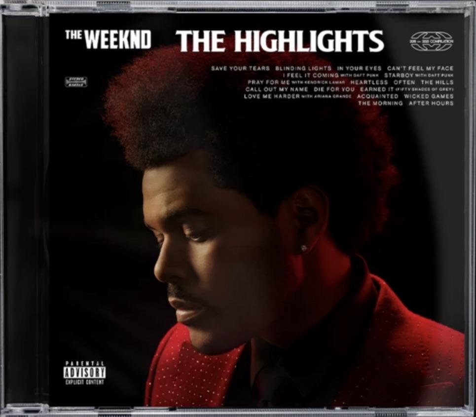 The Weeknd wydaje płytę z największymi przebojami