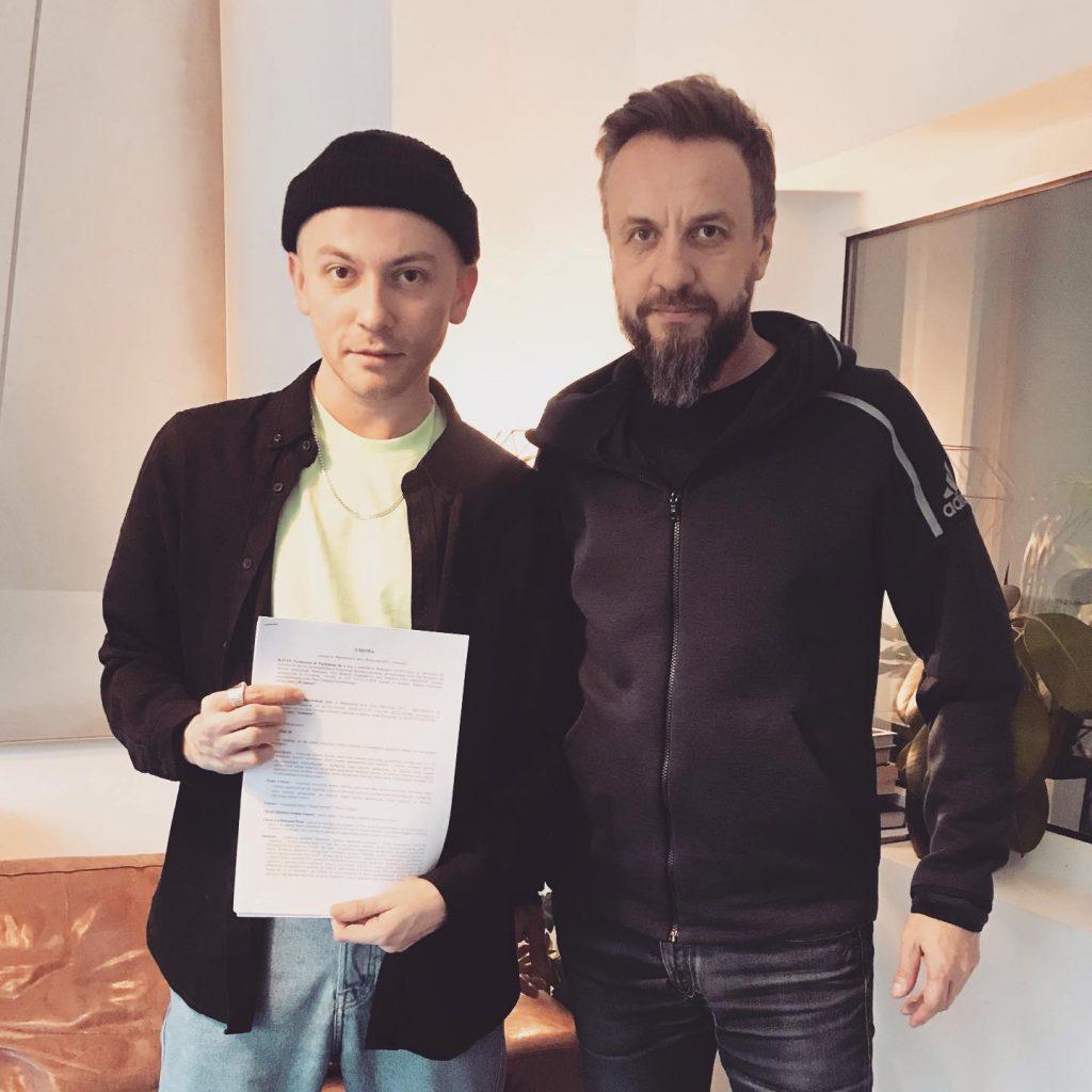 Arek Kłusowski Antarktyda wywiad