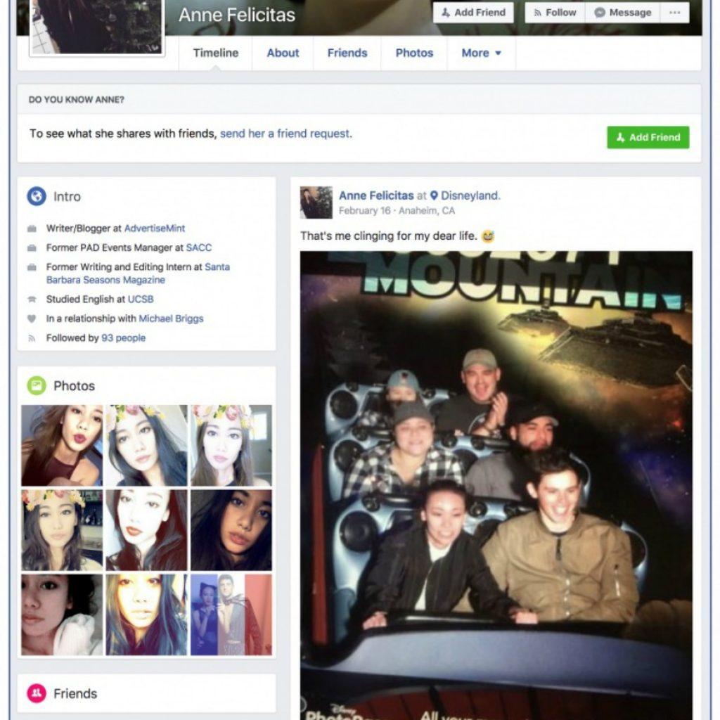 Facebook po 17 latach
