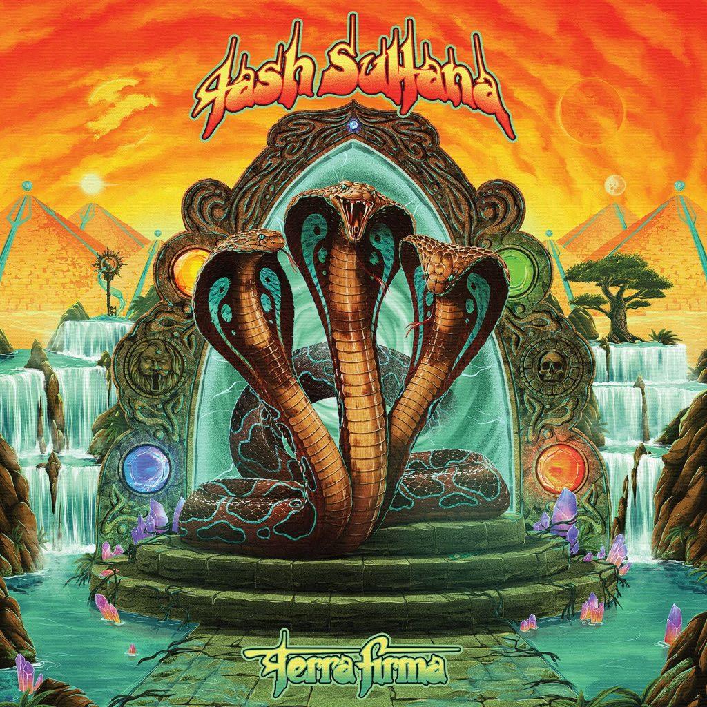 Tash Sultana album Terra Firma recenzja