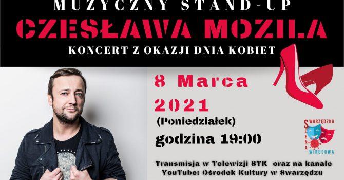 Czesław Mozil - Koncert z okazji Dnia Kobiet
