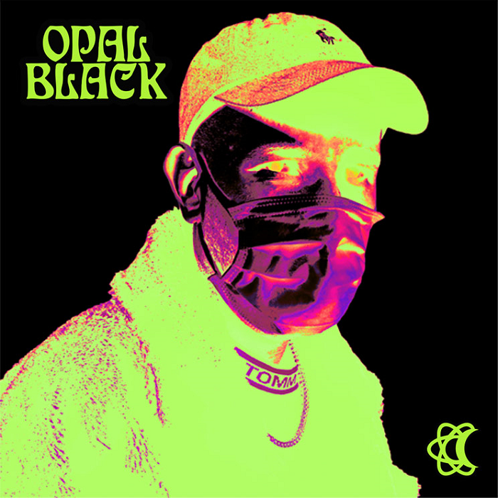 Da Vosk Docta - Opal Black - okładka