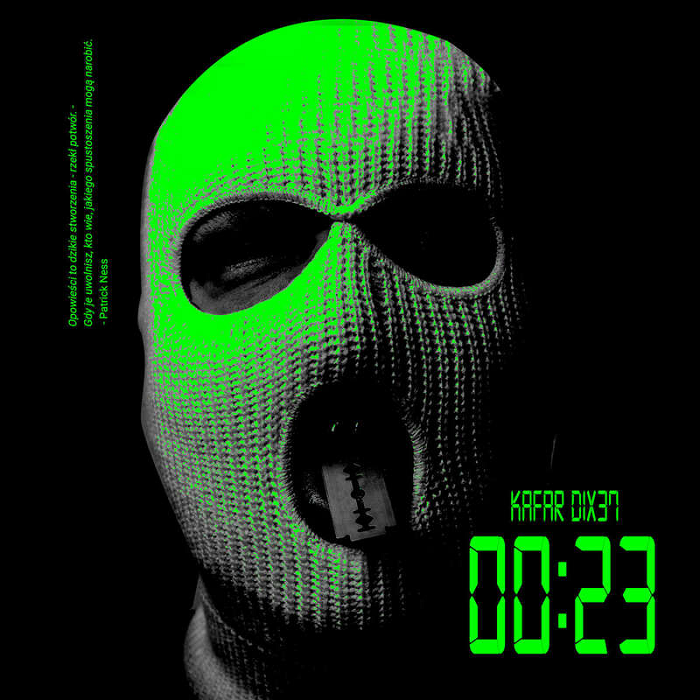 Kafar-Dix37-23-minuty-po-północy-okładka