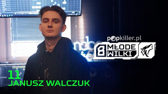 Młode Wilkie Popkillera 8 - Janusz Walczak