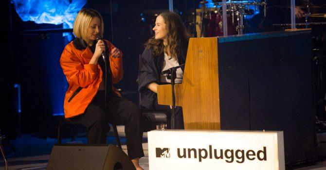 Natalia Przybysz i Hania Rani – wyjątkowy duet w ramach MTV Unplugged