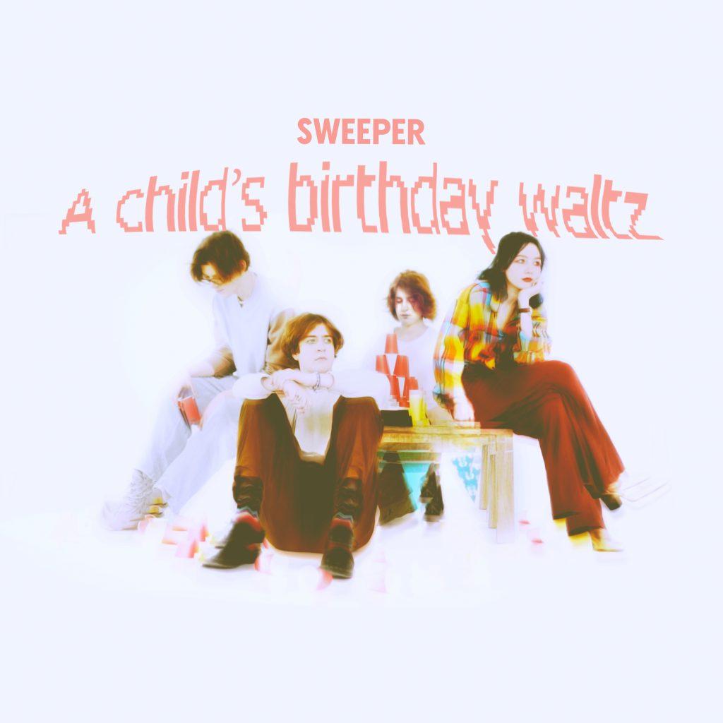 Sweeper Fonobo Pitcher singiel A child's birthday waltz