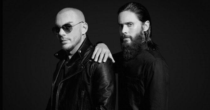 Jared Leto napisał około 100 nowych utworów dla Thirty Seconds To Mars