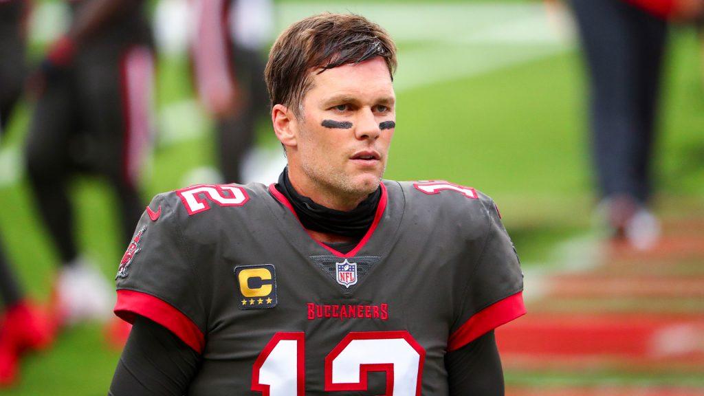 Tom Brady futbol amerykański