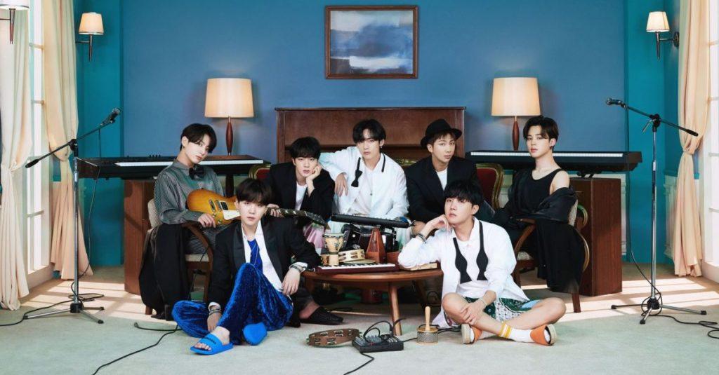 BTS zagrają koncert MTV Unplugged