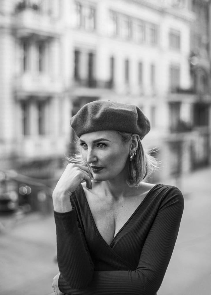 Reni Jusis zapowiada album z francuskimi piosenkami