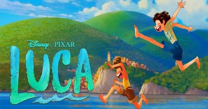 """Nowość od Pixara nadchodzi. """"Luca"""", czyli… krzyżówka """"H2O"""" i """"Call Me By Your Name""""?"""