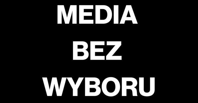 Bunt wolnych mediów. Nie działa TVN 24, Radio Zet, Onet oraz Polsat