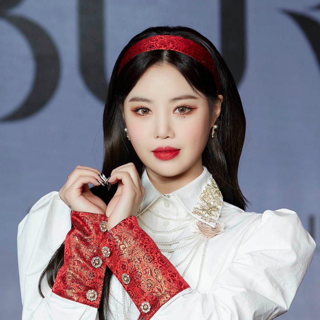 Soojin, (G)I-DLE