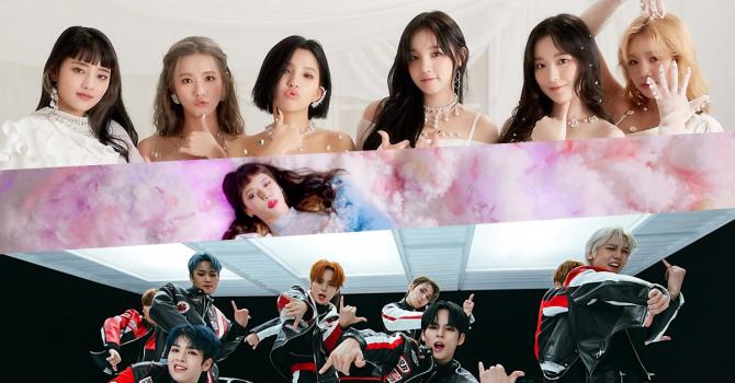 K-pop – sprawdźcie, czego słuchaliśmy w styczniu
