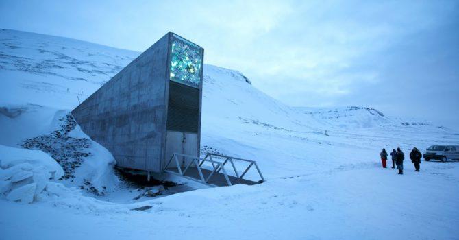 Dzieła Wisławy Szymborskiej trafią do Biblioteki Końca Świata na Spitsbergenie