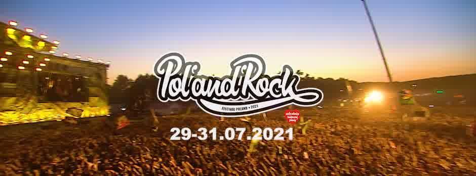 Pol'and'Rock 2021 się odbędzie