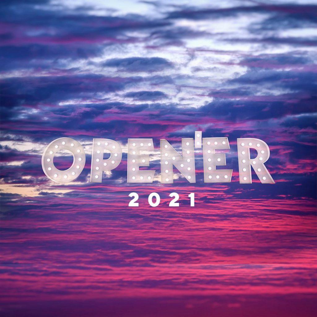 Open'er Festival 2021 - oficjale oświadczenie