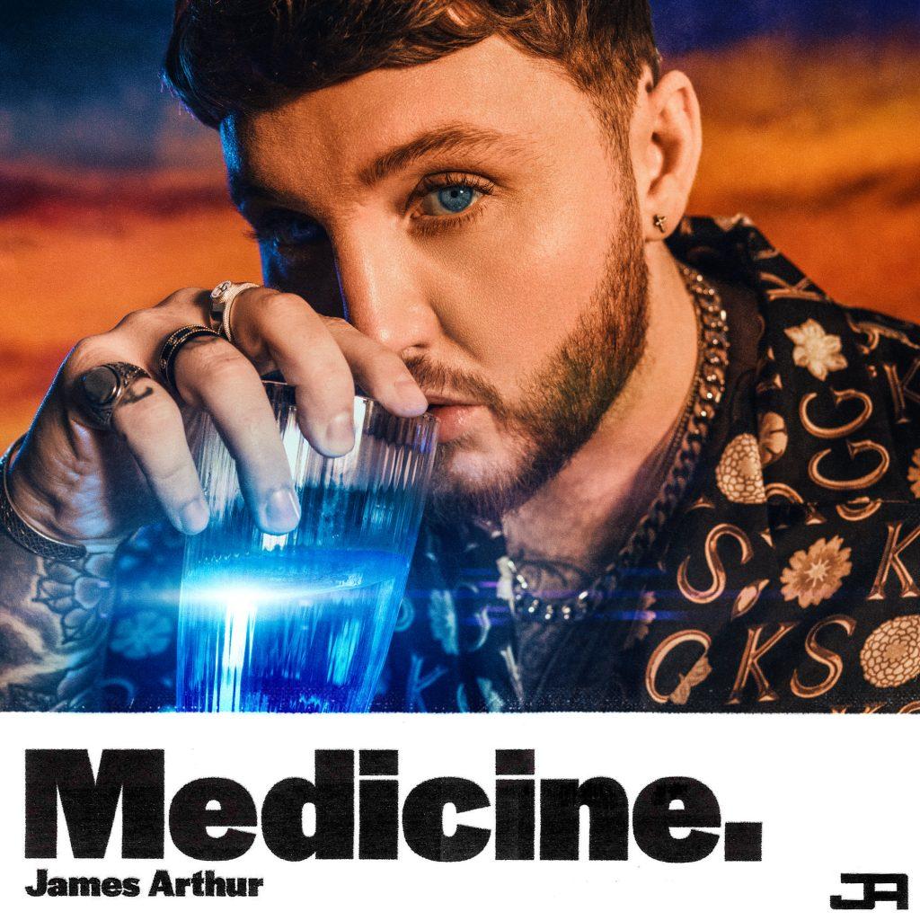 James Arthur Medicine