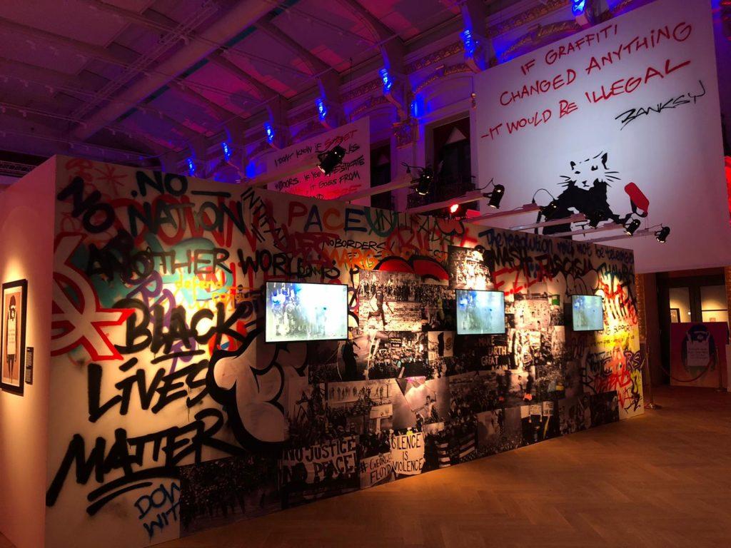 Banksy wystawa w Polsce