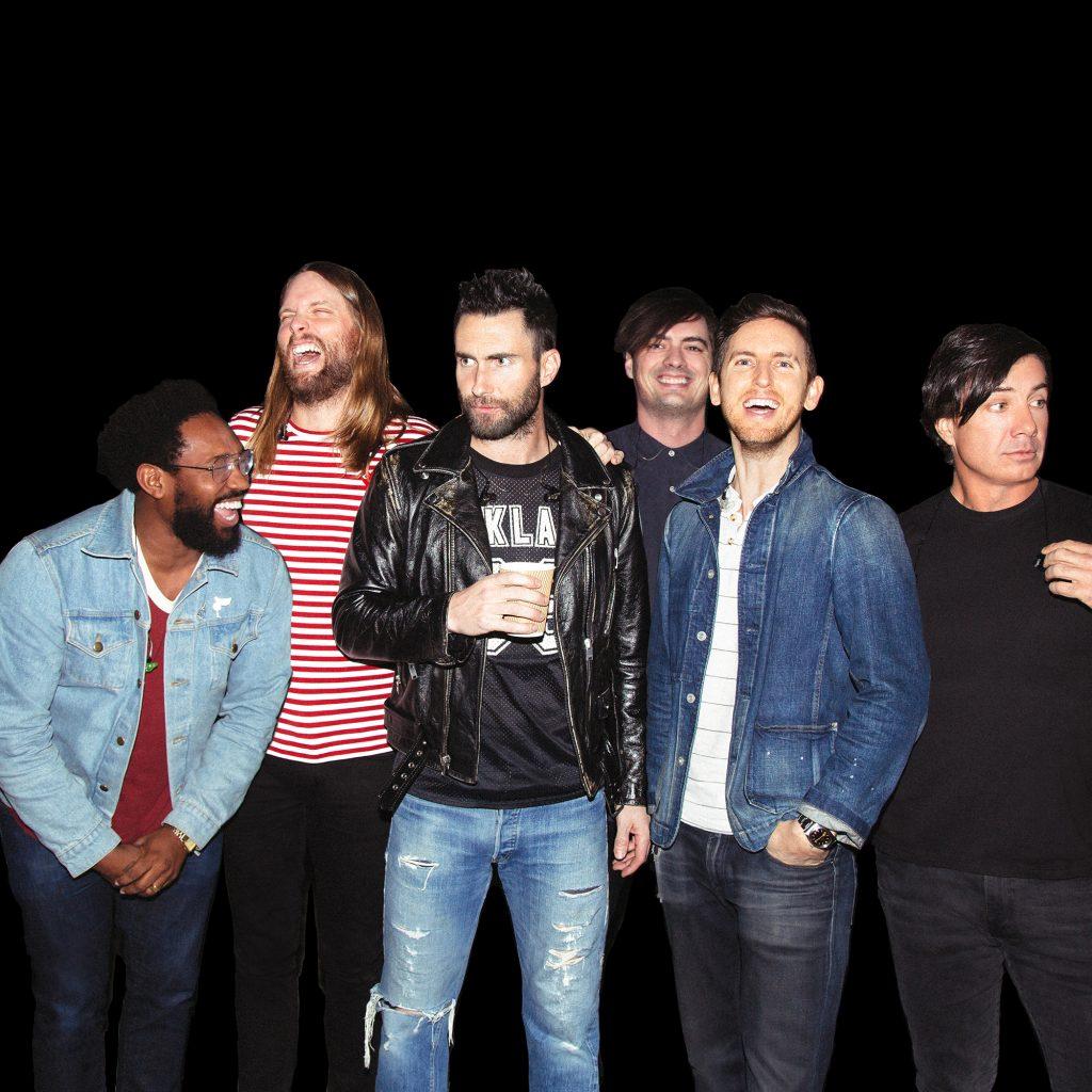 Maroon 5 Megan Thee Stallion Beautiful Mistakes