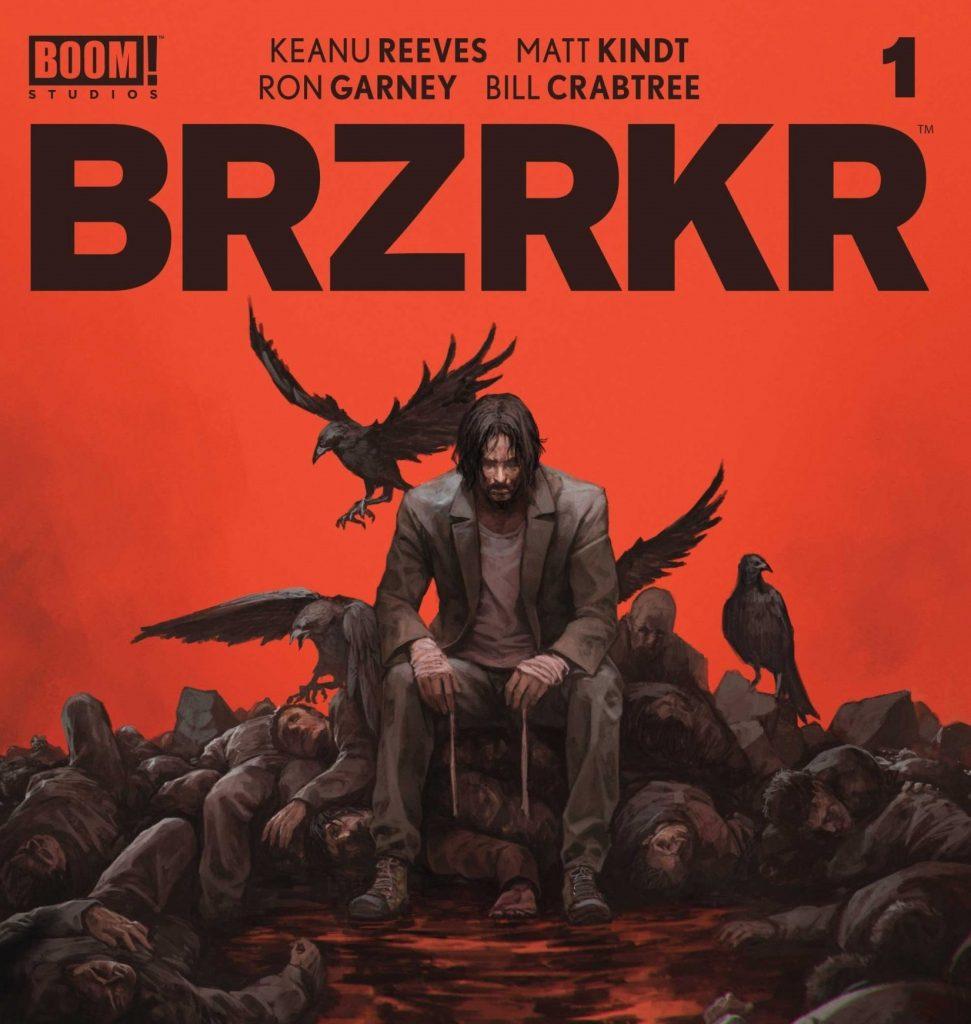 """Keanu Reeves zagra w """"BRZRKR"""" główną rolę"""