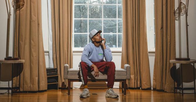 Chance The Rapper zaprezentował premierowy singiel wraz z klipem