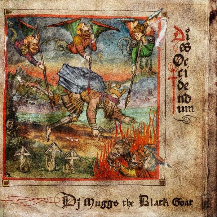 DJ Muggs the Black Goat - Dies Occidendum - okładka