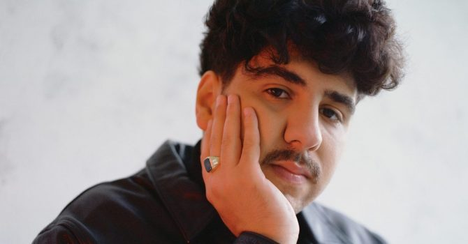 Kamil Hussein – artysta kombinator – wywiad