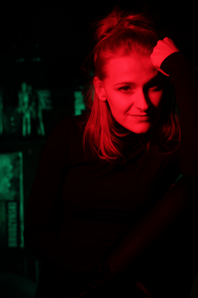 Kaśka Sochacka - Fot. Agata Trafalska