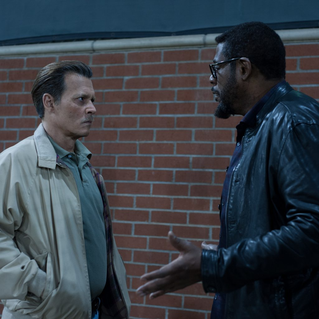 Johnny Depp w City of Lies szuka zabójcy Notariousa
