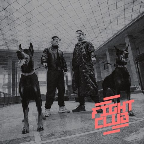 PRO8L3M - Fight Club - okładka