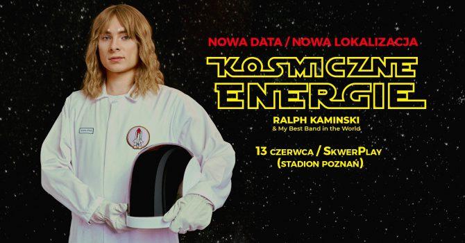 RALPH KAMINSKI & My Best Band In The World - trasa