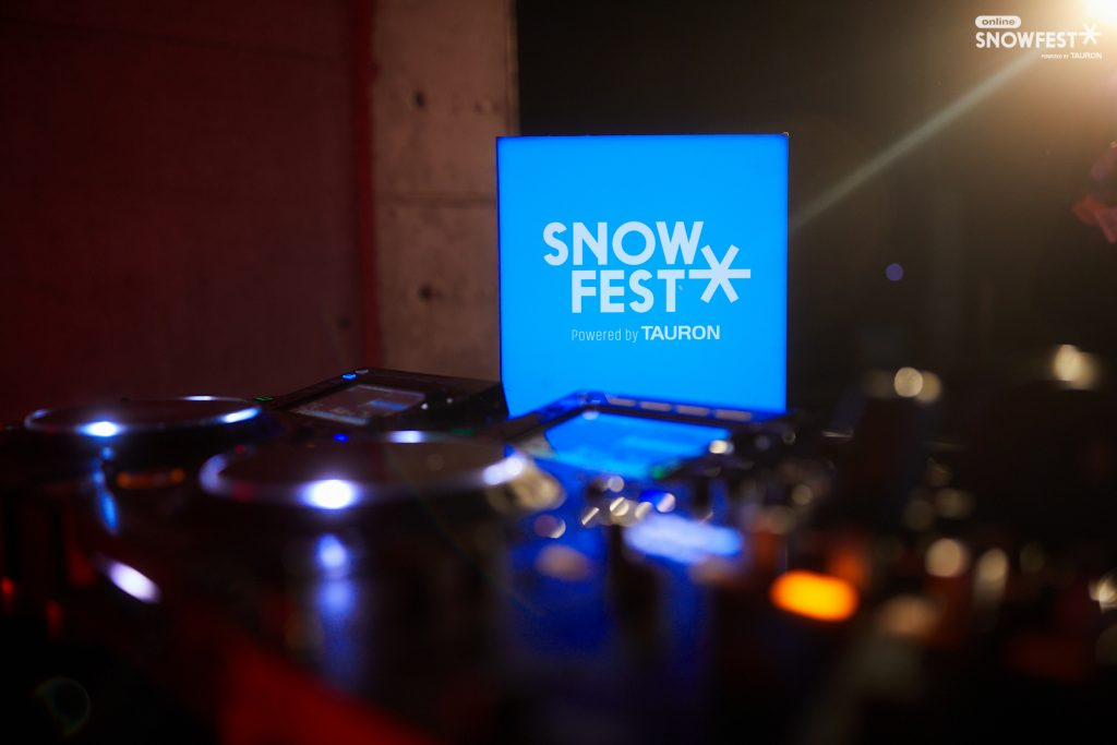 SnowFest Online powered by Tauron 2021