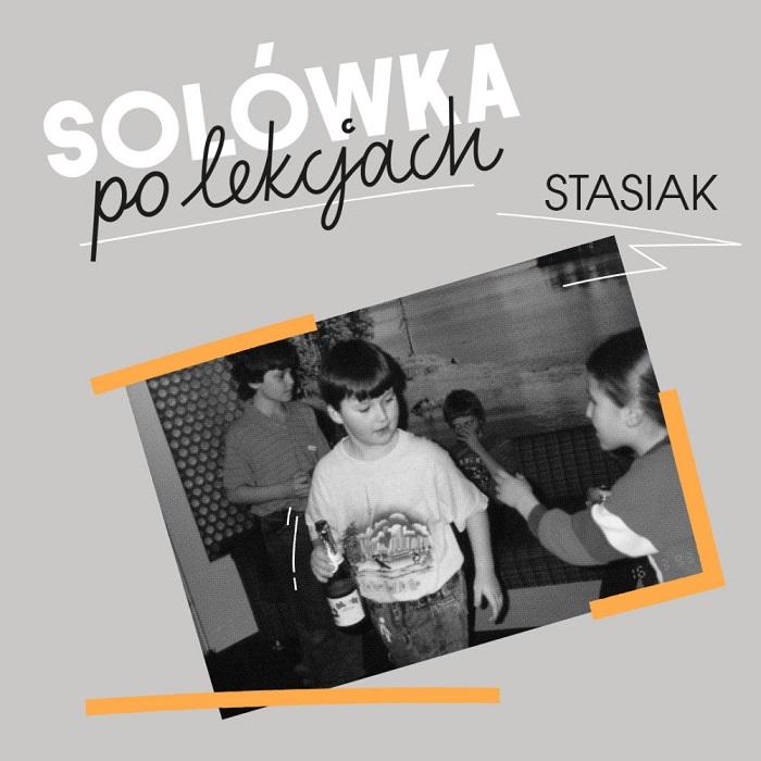Stasiak - Solówka po lekcjach - okładka