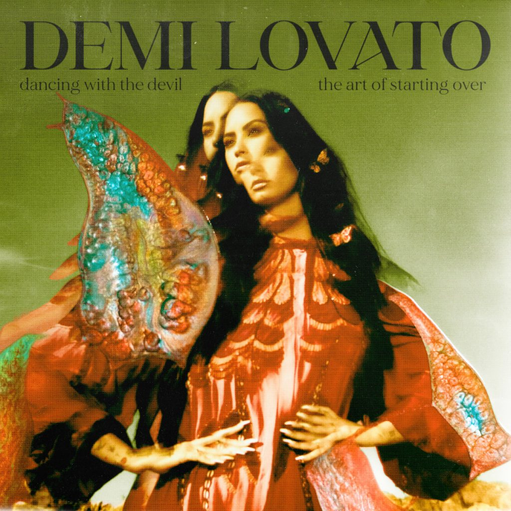 Demi Lovato Dancing with the Devil… The Art of Starting Over kwiecień 2021